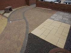 Just a few of the many paving options we have